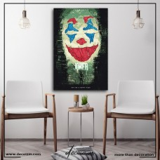 New Joker Kanvas Tablo